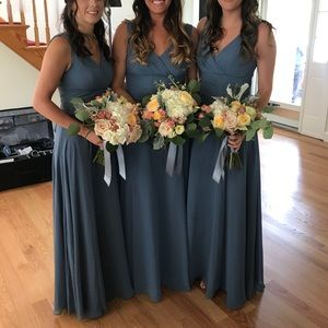 David's Bridal Bridesmaid Dress Worn Once!